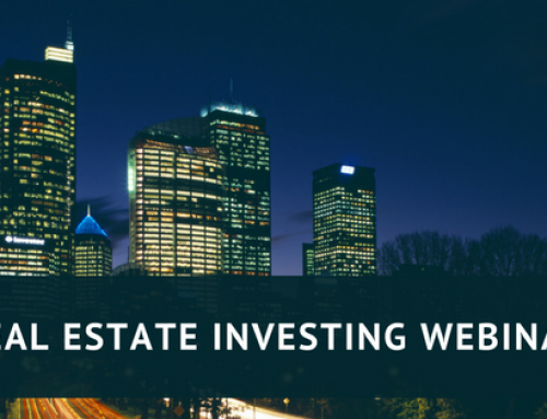 Attend Our Real Estate Investing Webinars