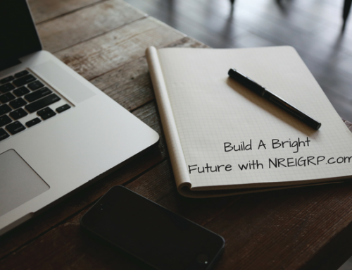 Build A Bright Future With NREIGRP