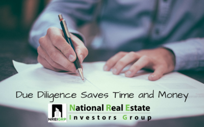 Due Diligence Saves Time and Money