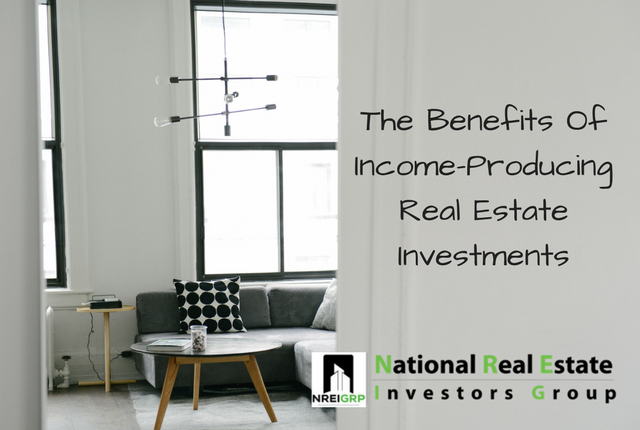 Income-Producing Real Estate Investments