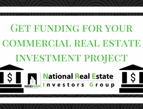 Let Us Help You Fund Your REI Project!